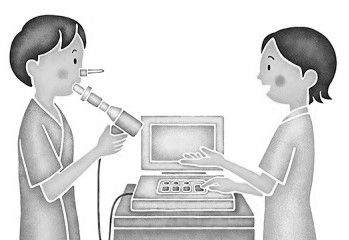 Spirometrie-raadpleging