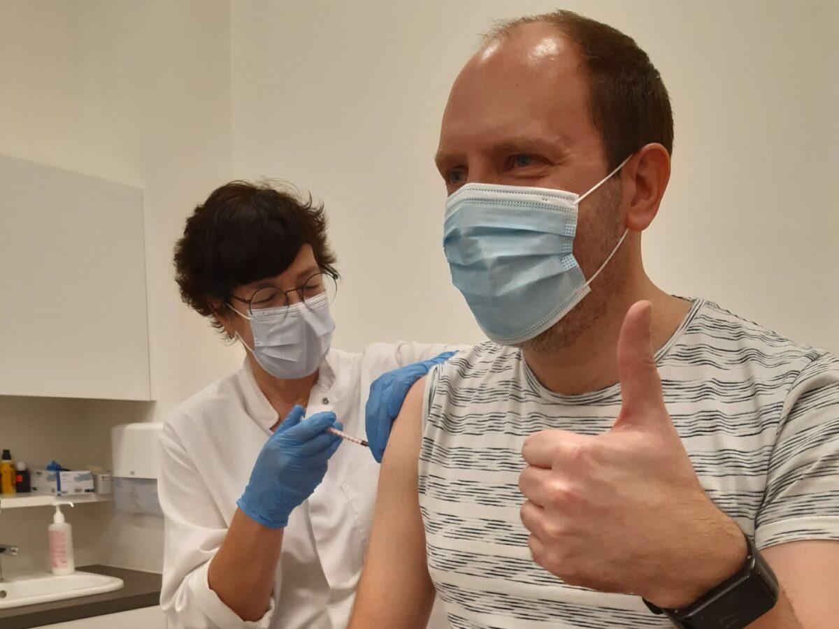 Ben jij al gevaccineerd?